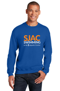 SJAC Essentials - Royal Crewneck Sweatshirt