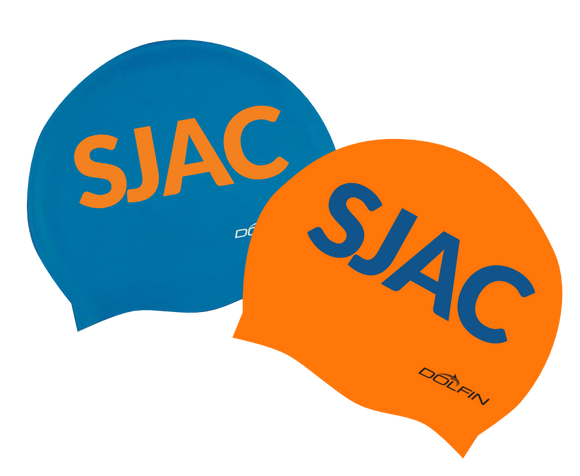 SJAC Essentials Silicone Swim Cap