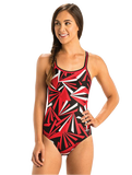Dolfin XtraSleek Eco Red Spyker DBX Back