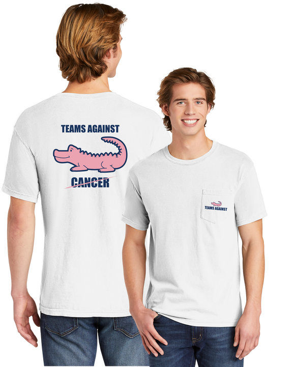 Teams Against Cancer Short Sleeve Tee