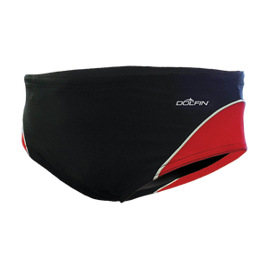 Dolfin XtraSleek Team Panel Black/Red/White Racer