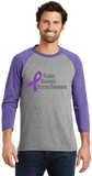 Teams Against Cystic Fibrosis Baseball Shirt