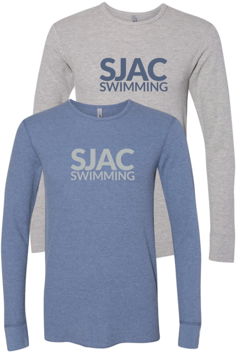 SJAC Thermal Long Sleeve Tee