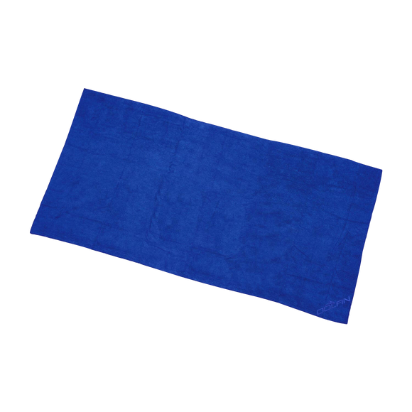 Dolfin Towel - Blue Terry