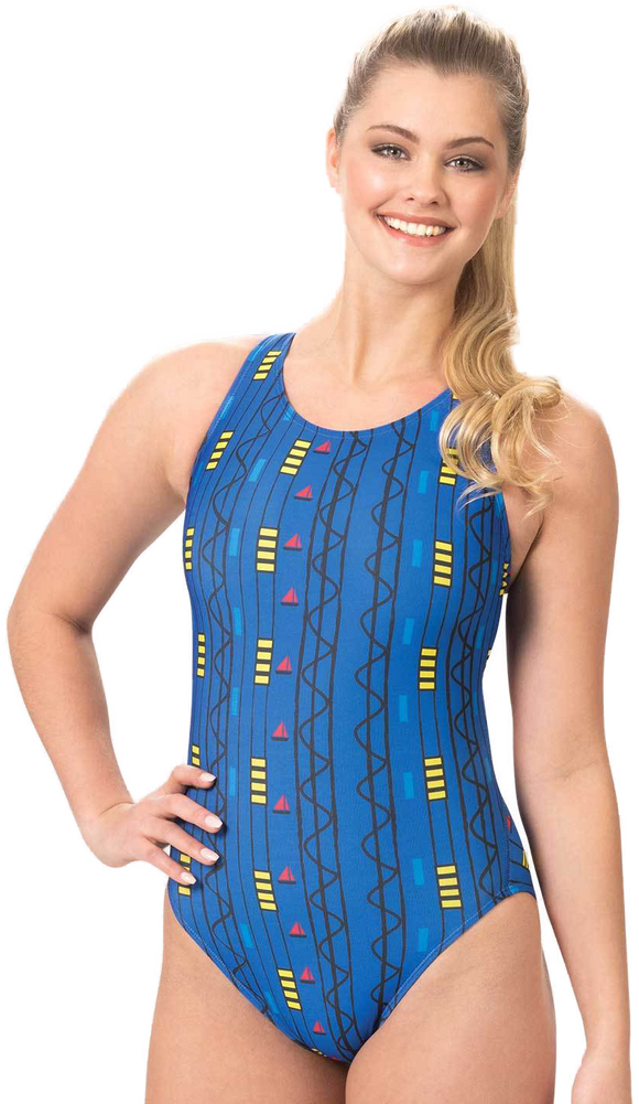 Dolfin Classics Tribal Stripe HP Back