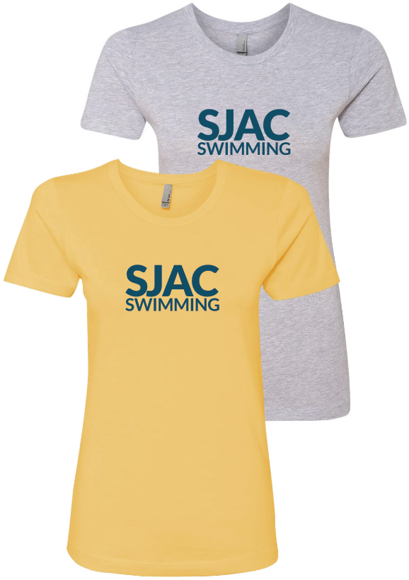 SJAC Women's Short Sleeve Tee