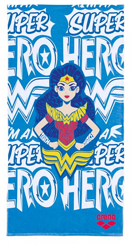 Arena Towel - Wonder Woman