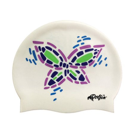 Dolfin Cap - Silicone Butterfly