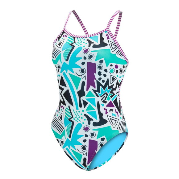 Dolfin Uglies Push Play String Back