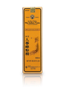 Jin Bee Pollen The Golden Tonic®