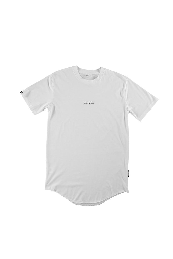 LAYER TEE WHITE