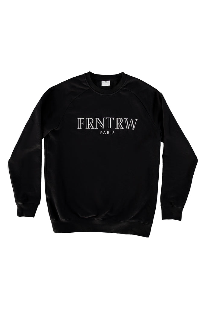 Paris Crew Black