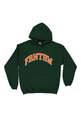 Athletic Hood Forest Green