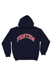 Athletic Hood Navy