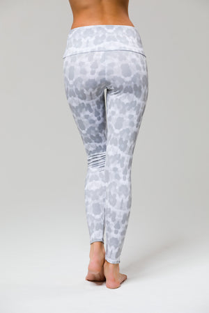 Nocturnal Leopard High Rise Legging