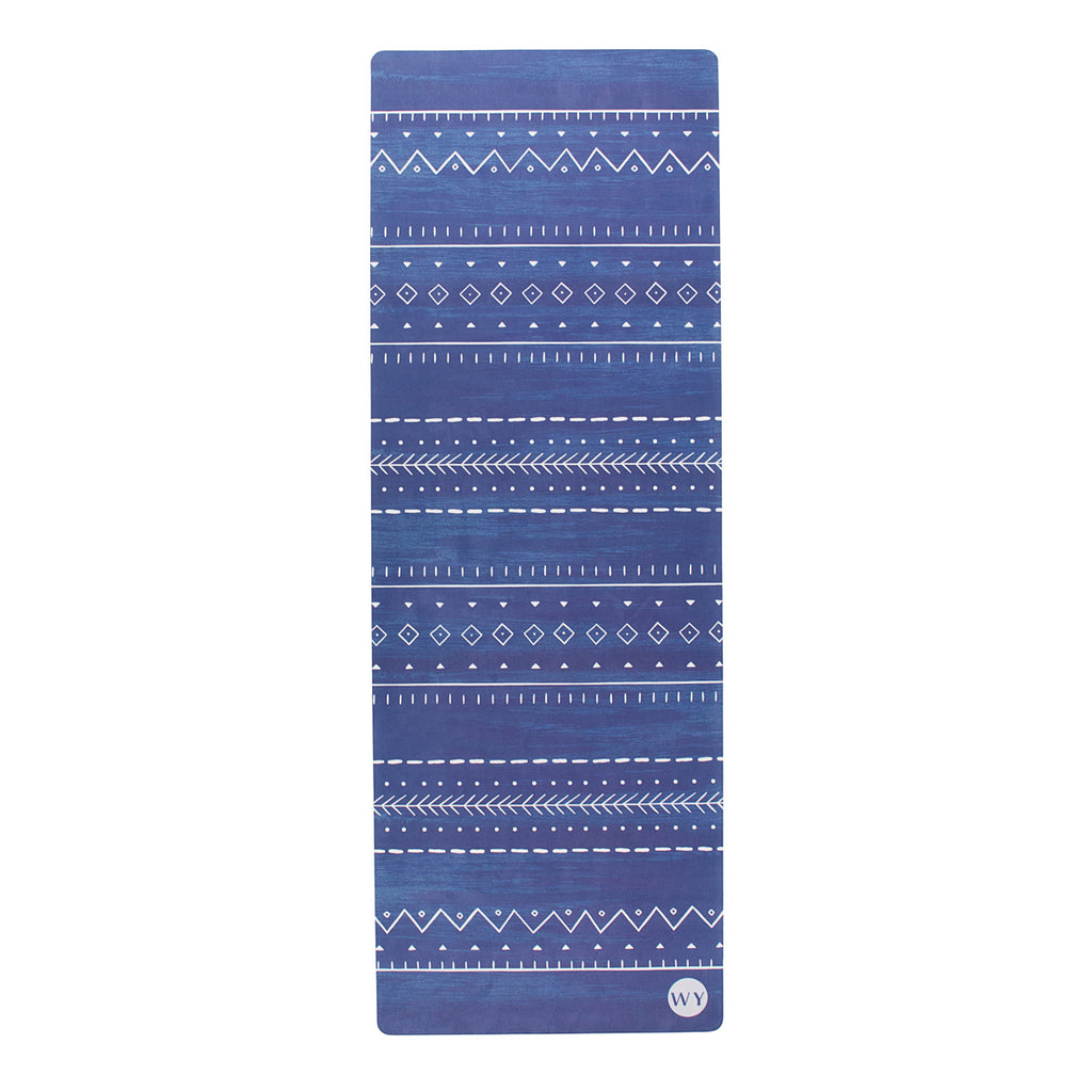 Egyption Blue Luxe Yoga Mat