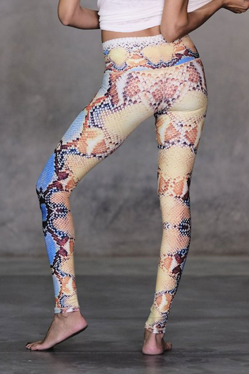 Anaconda Ankle Legging