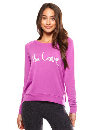 Organic and eco friendly Yoga Tops by Be Love