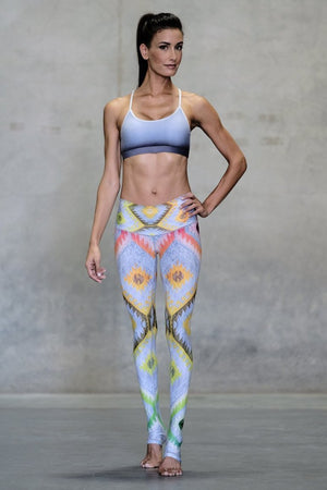 Electric Kilim Endless Legging