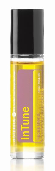 InTune Essential Oil Blend 10ml Roll on