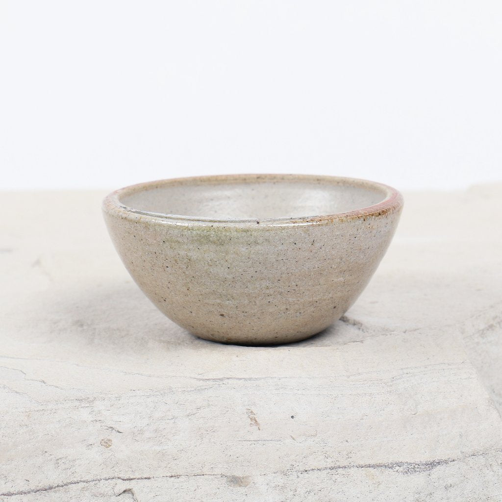 White Smudge bowl