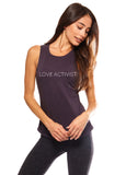 LOVE ACTIVIST PERFECT FIT TANK