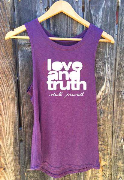 Love and Truth - Perfect Fit Tank