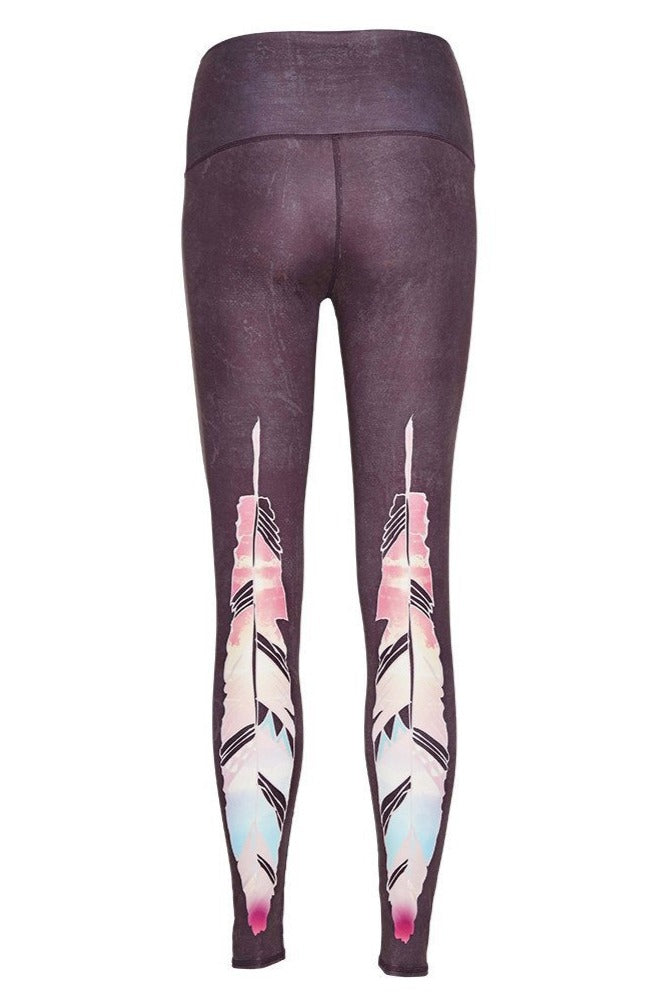 Monday Child Leggings