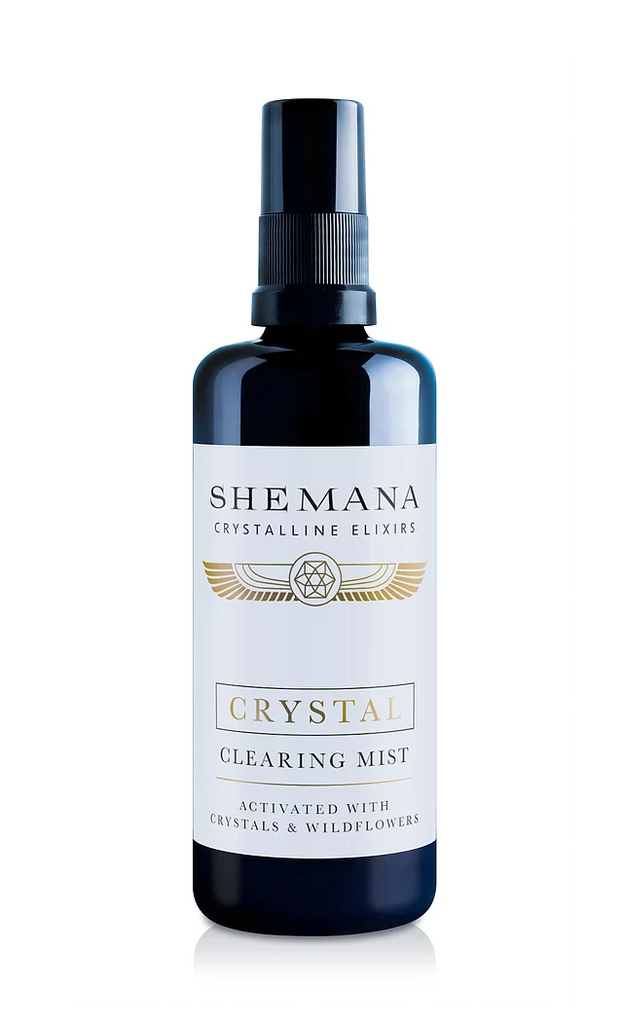 Shemana Crystal Clearing Mist