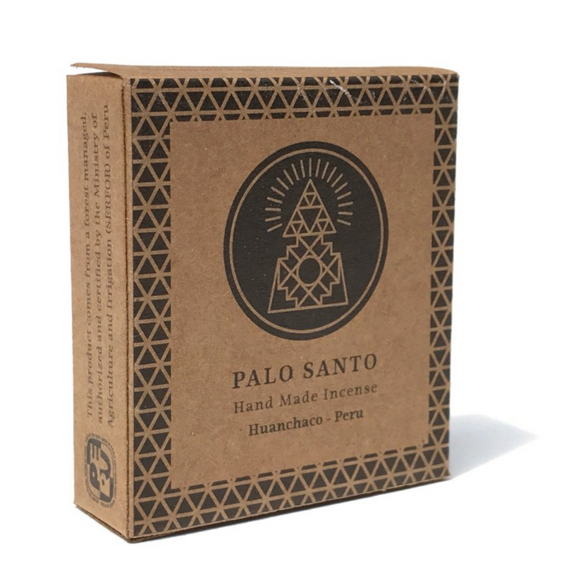Wanchako Pure Pressed Palo Santo Incense