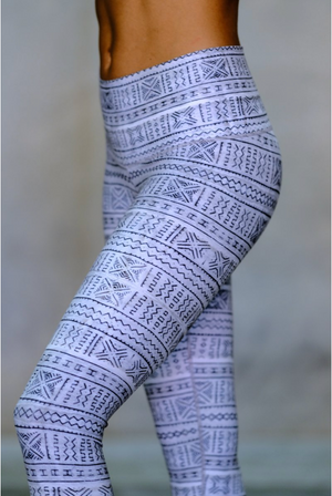 Moonflower Barefoot Legging