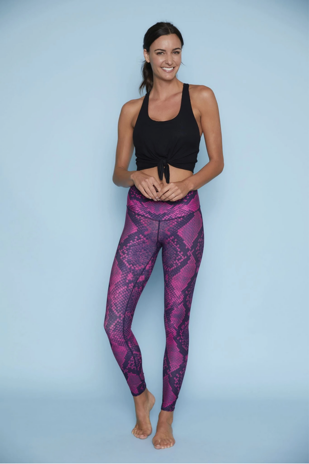 Phyton high waisted Leggings