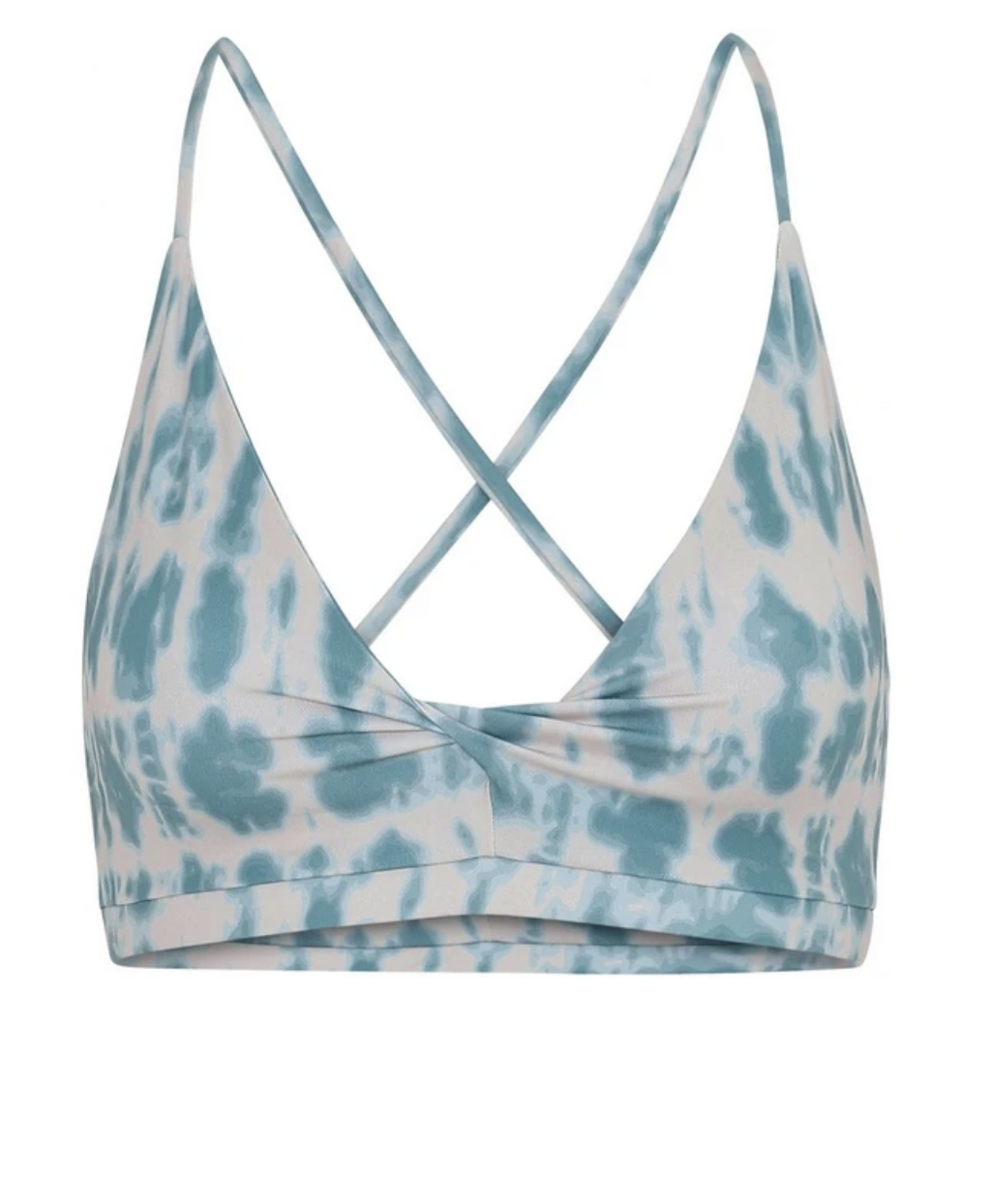 Moonchild Tigerlilly Bra top for yoga front