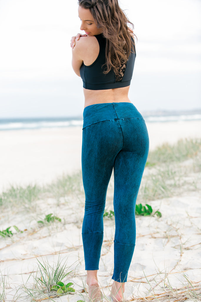Eco Friendly yoga tights for women