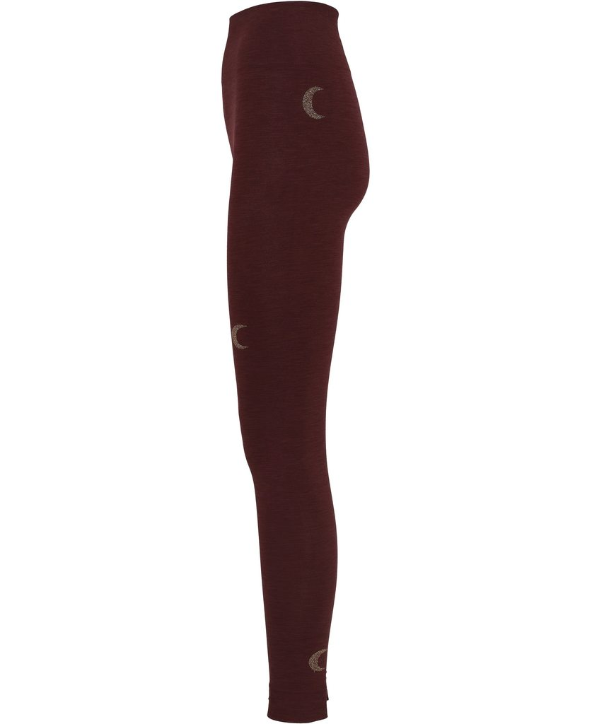 Solstice Seamless Leggings - Geranium