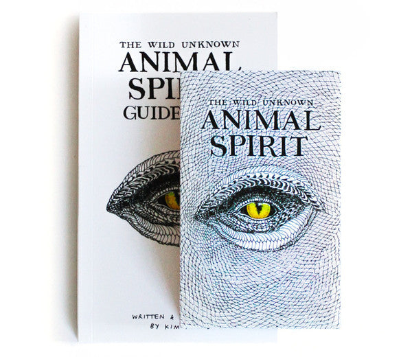 The Wild Unknown Animal Spirit Deck + Guide Book
