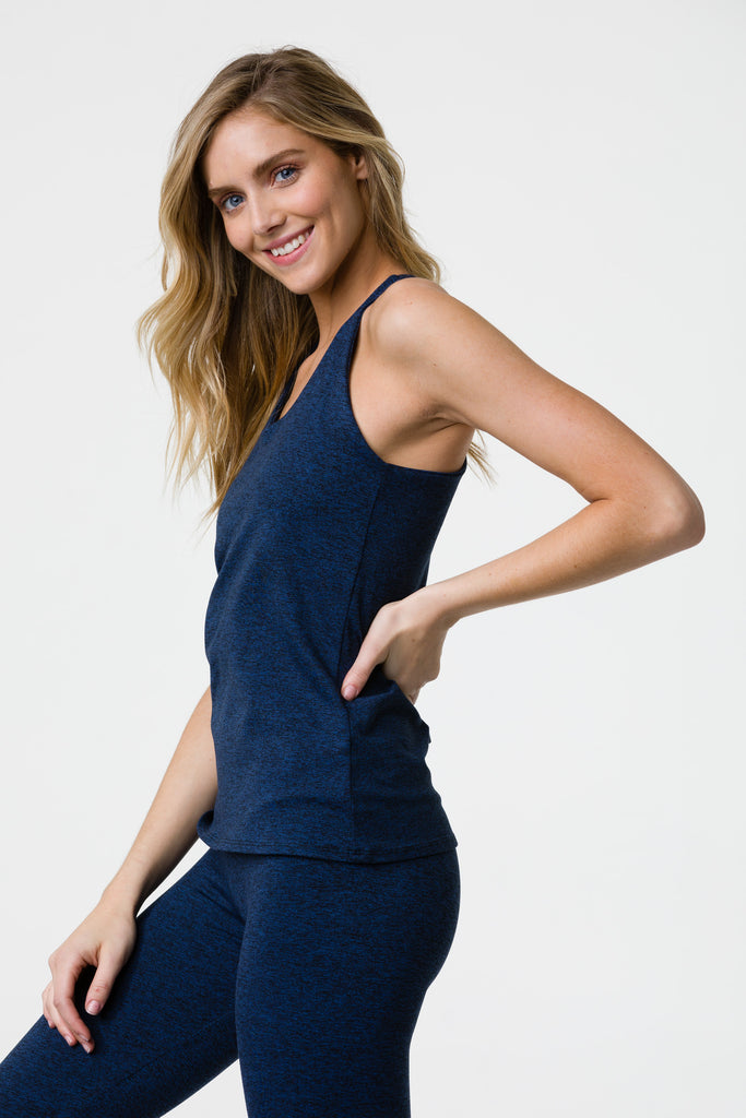 Motion Tank with Built in Bra