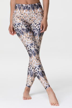 Tech legging - Safari