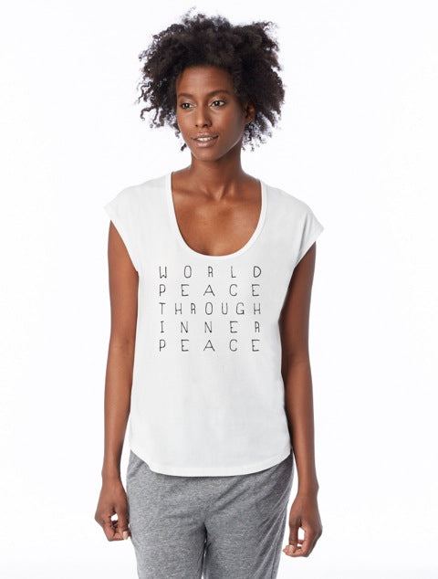 World Peace - Sweet Flow Tee