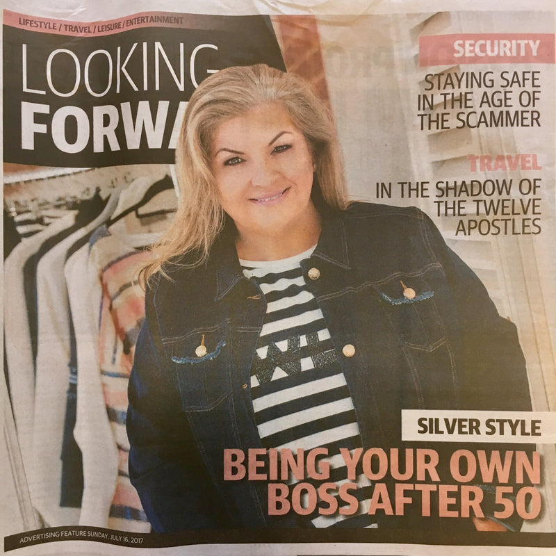 Sunday Mail: Looking Forward