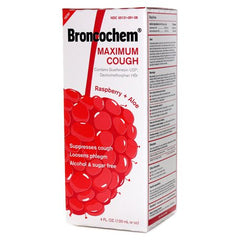 Broncochem Max Cough 4oz
