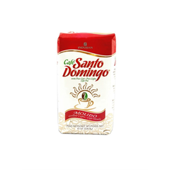 Cafe Santo Domingo molido Bolsas 8 oz. Ground Coffee.