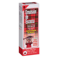 Emulsion De Escocia Cherry - 6.5 fl