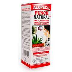 Ponche Natural Antiasmatico 8oz