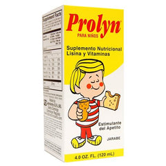 Prolyn For Kids 120ml