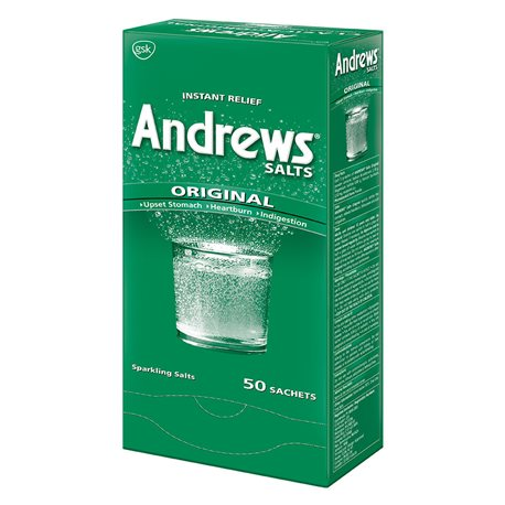 Salt Andrews Original 50ct