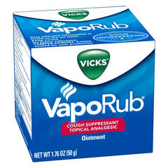 Vicks VapoRub 1.76 oz. (50g)