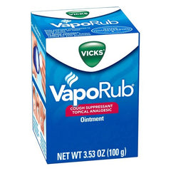 Vicks VapoRub 3.53 oz. (100g)