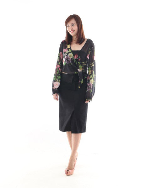 Laurel Floral Blouse