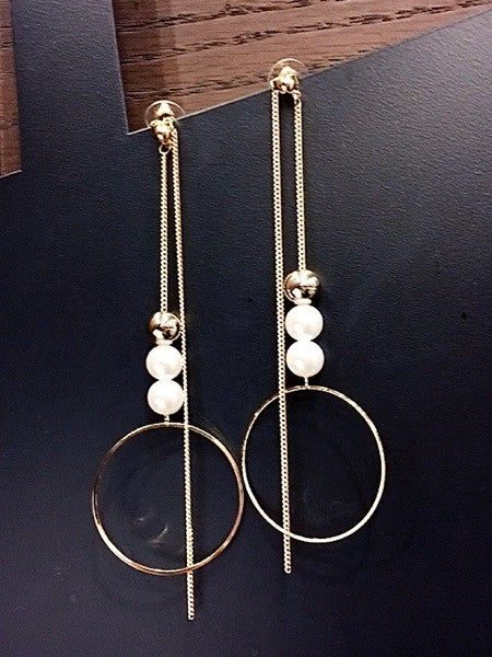 Claudine Ear Rings